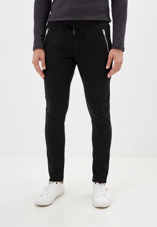 мужские спортивные спортивные брюки antony morato, черные
