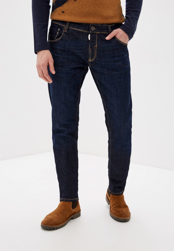 мужские джинсы antony morato, синие