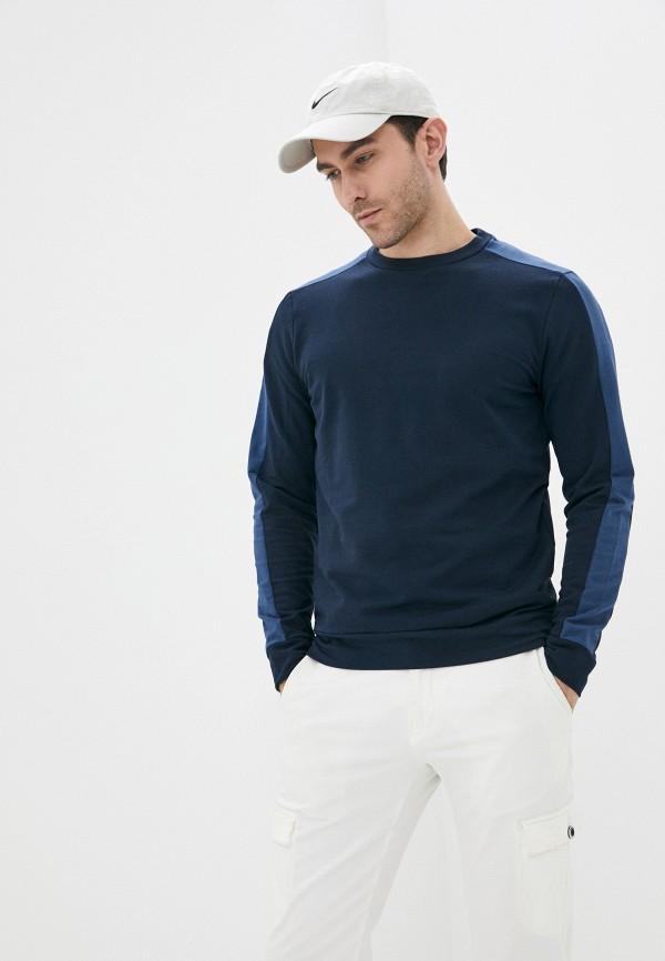 мужской свитшот antony morato, синий
