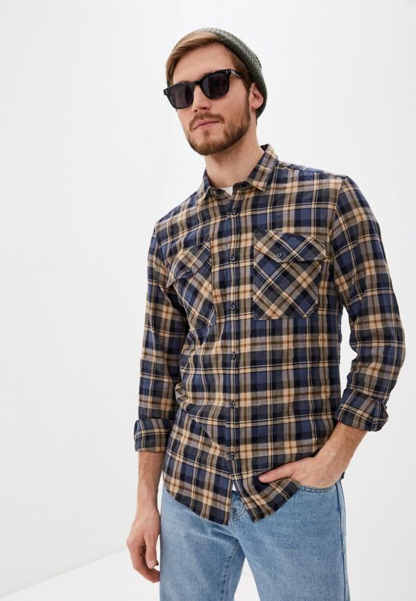 мужская рубашка с длинным рукавом antony morato, разноцветная