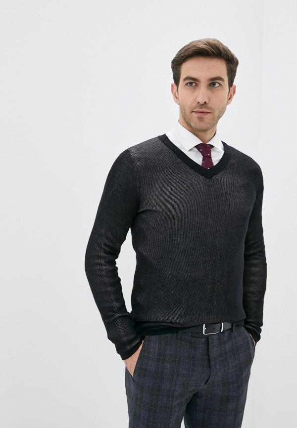 мужской пуловер antony morato, черный