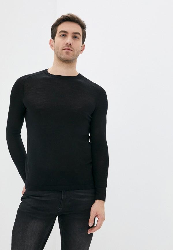 мужской джемпер antony morato, черный