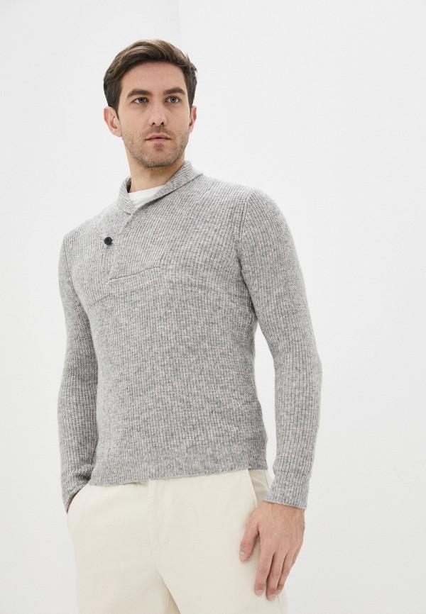 мужской свитер antony morato, серый