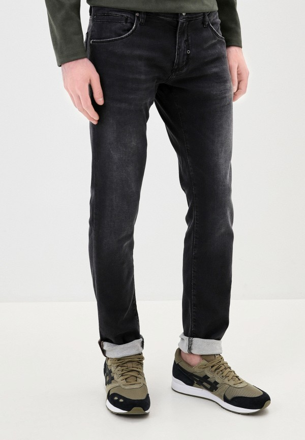 мужские прямые джинсы antony morato, черные
