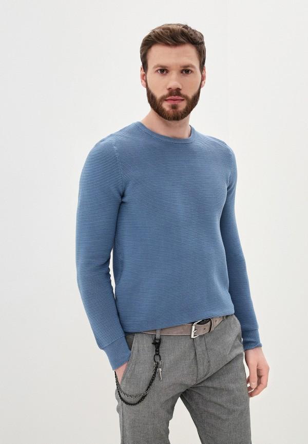 мужской джемпер antony morato, голубой