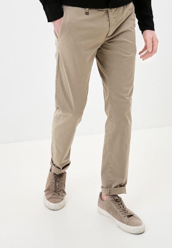 мужские прямые брюки antony morato, бежевые