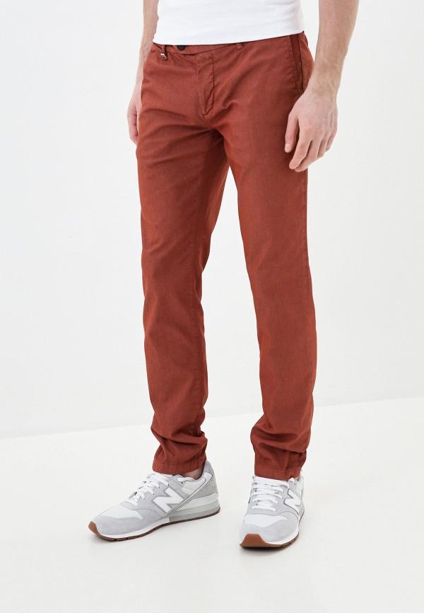 мужские брюки чинос antony morato, коричневые