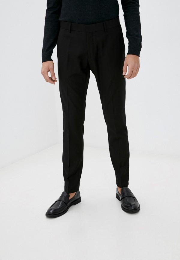 мужские классические брюки antony morato, черные