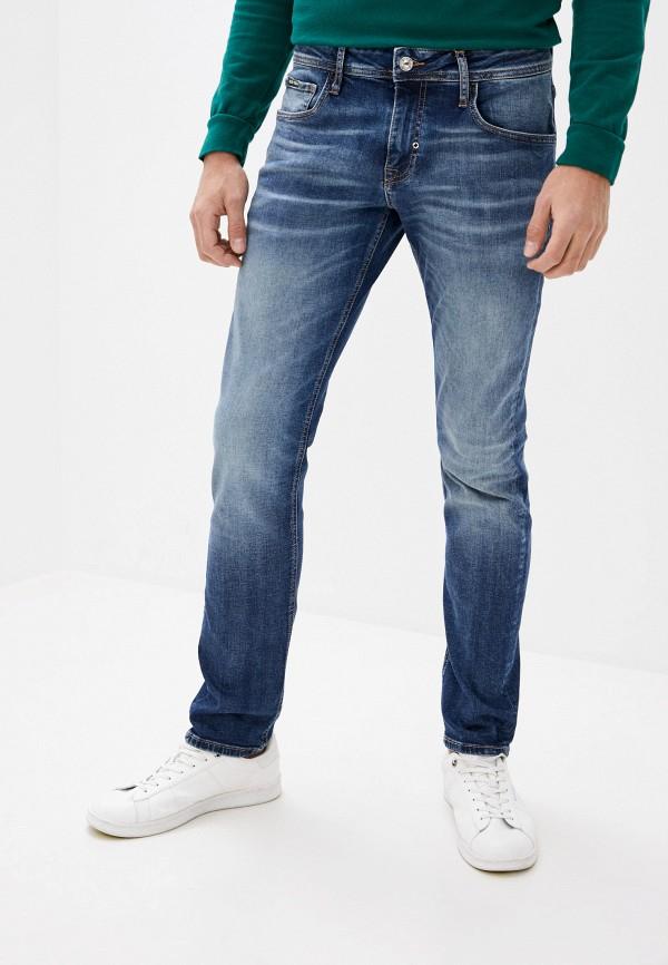 мужские зауженные джинсы antony morato, синие