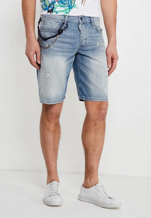 Шорты джинсовые Antony Morato Antony Morato AN511EMZOV82 цена 2017