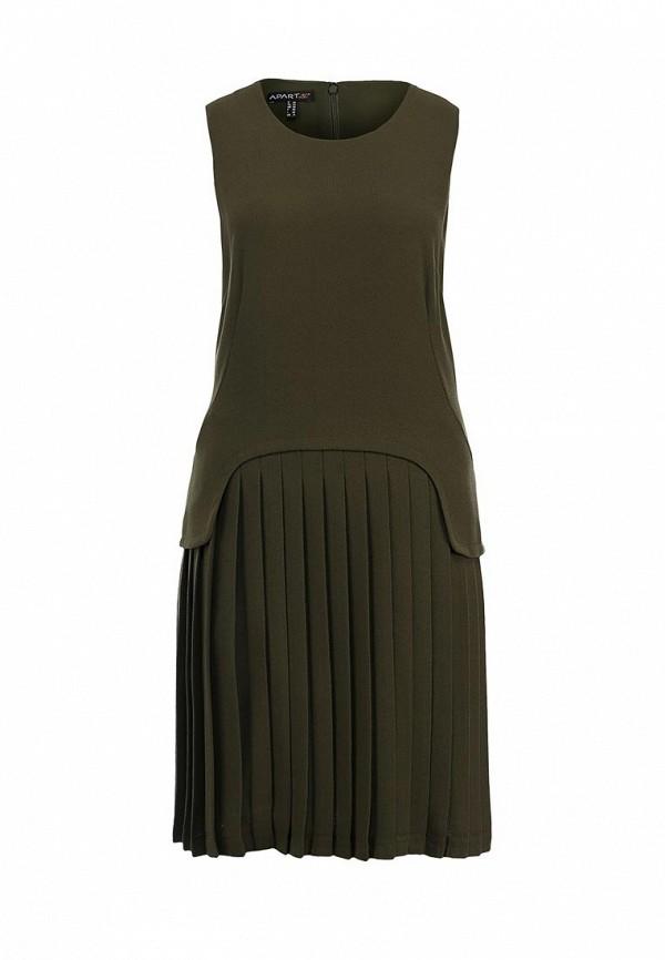 Платье Apart Apart AP002EWKW246 цены онлайн