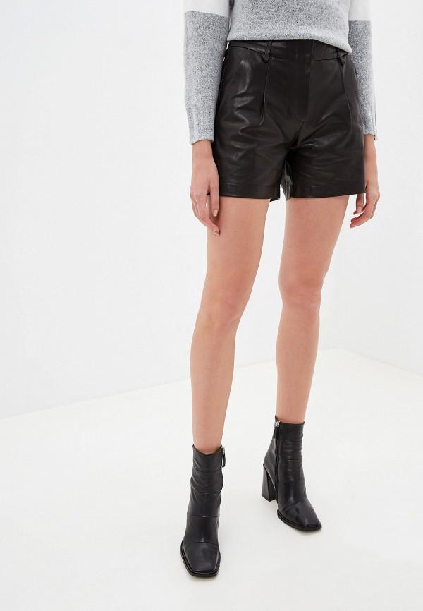 женские повседневные шорты arma, черные