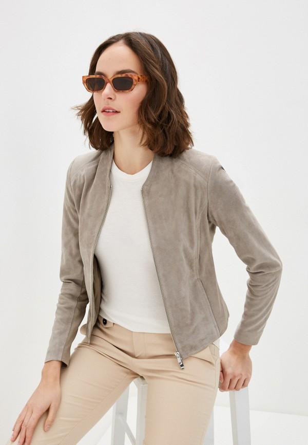 женская куртка arma, серая