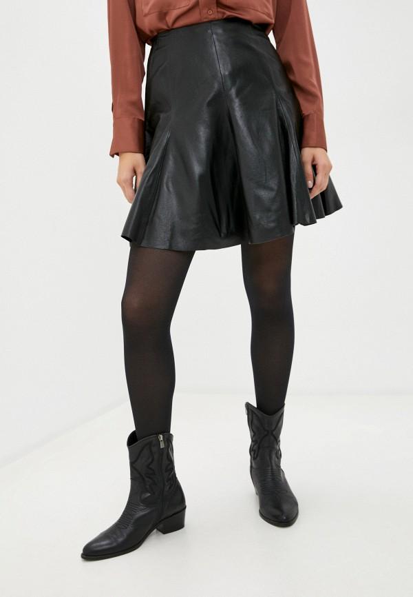 женская юбка arma, черная