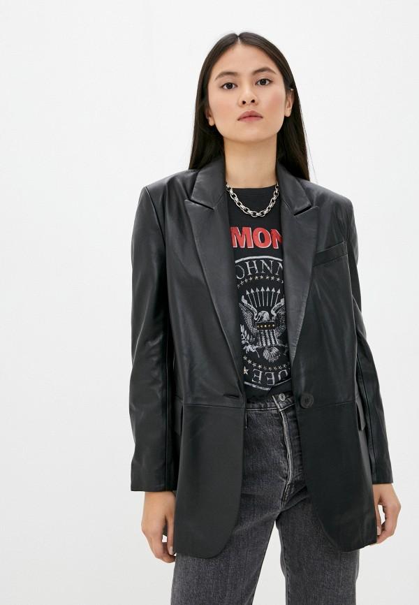 женский пиджак arma, черный