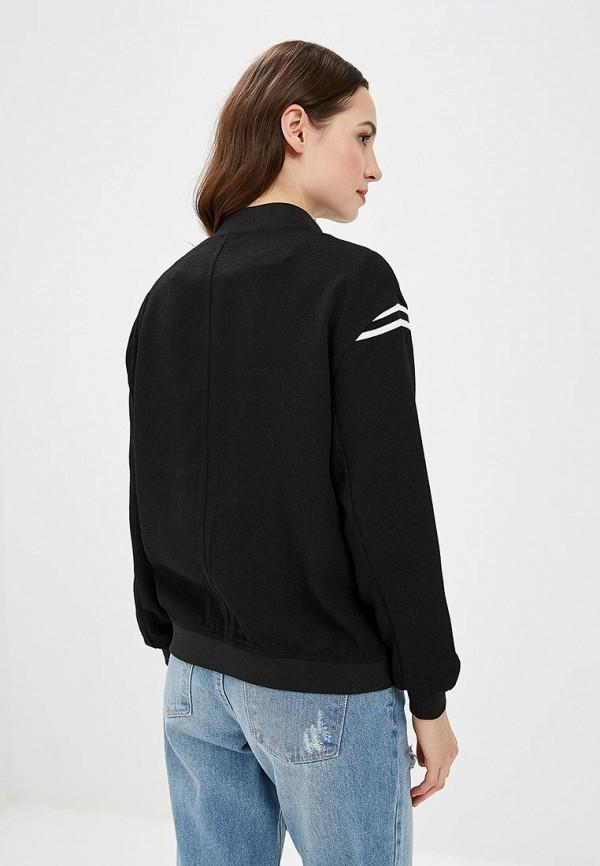 Фото 3 - Куртку Art Love черного цвета