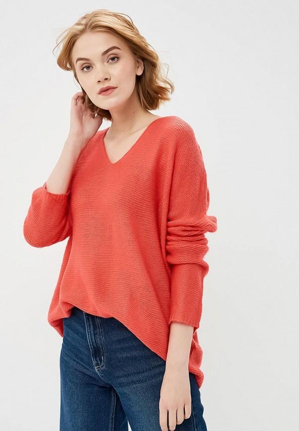 женский пуловер art love, розовый
