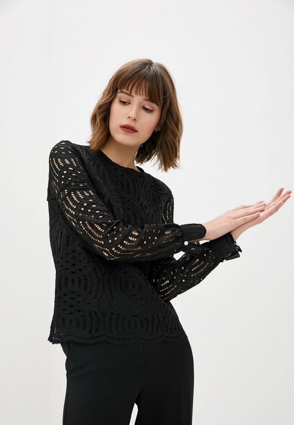 женская блузка art love, черная
