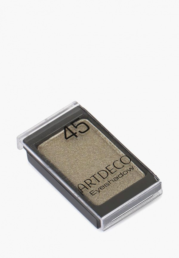 тени для век artdeco, серый