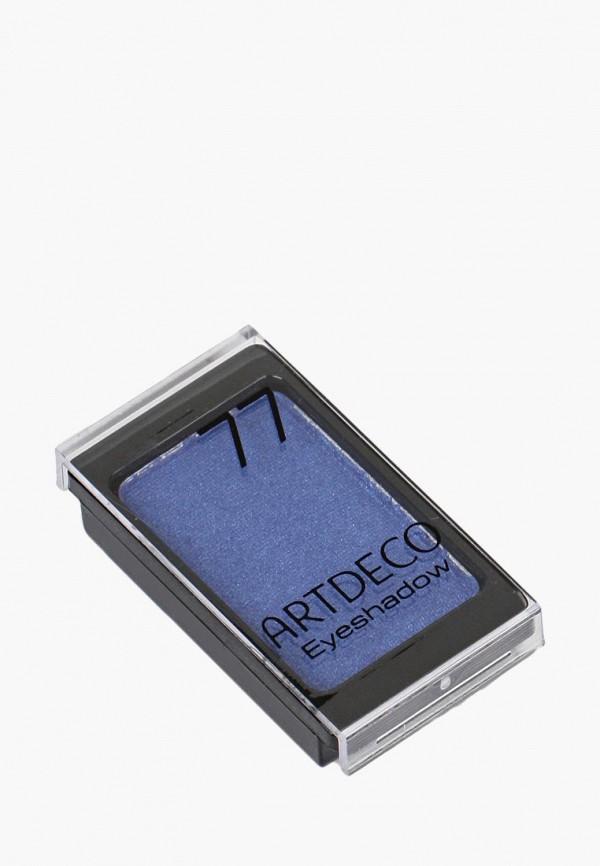тени для век artdeco, синий