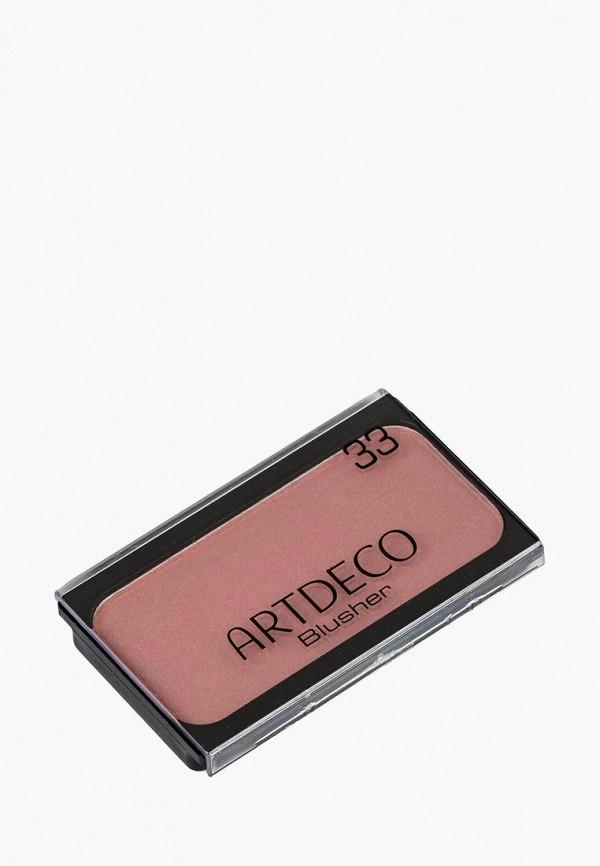 румяна artdeco, розовая