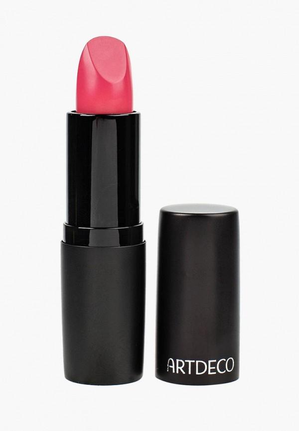 помада artdeco, розовая