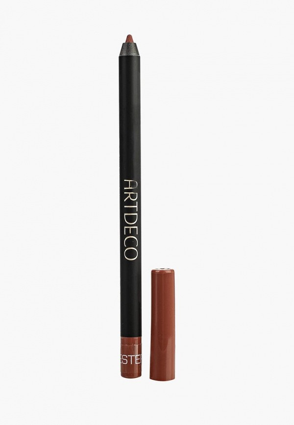 карандаш для губ artdeco, бордовый
