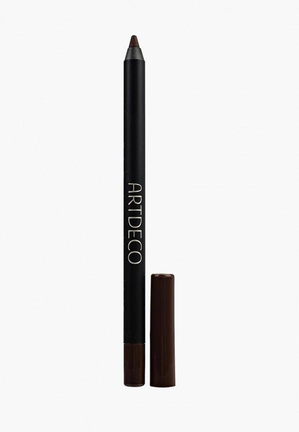 Карандаш для глаз Artdeco Artdeco AR035LWMSZ76 artdeco soft eye liner waterproof warm dark brown карандаш для глаз водостойкий тон 12 коричневый 1 2 г