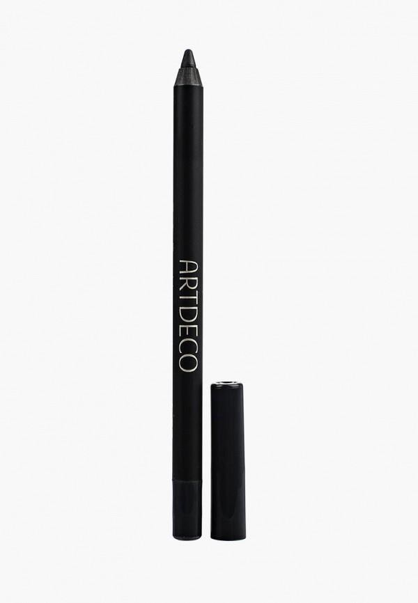 карандаш для глаз artdeco, черный