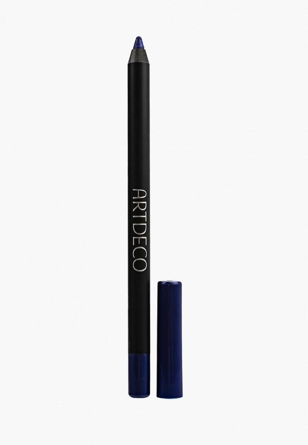 карандаш для глаз artdeco, синий