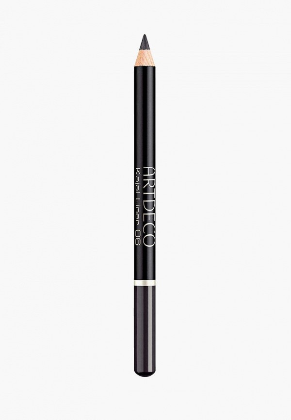 карандаш для глаз artdeco, серый