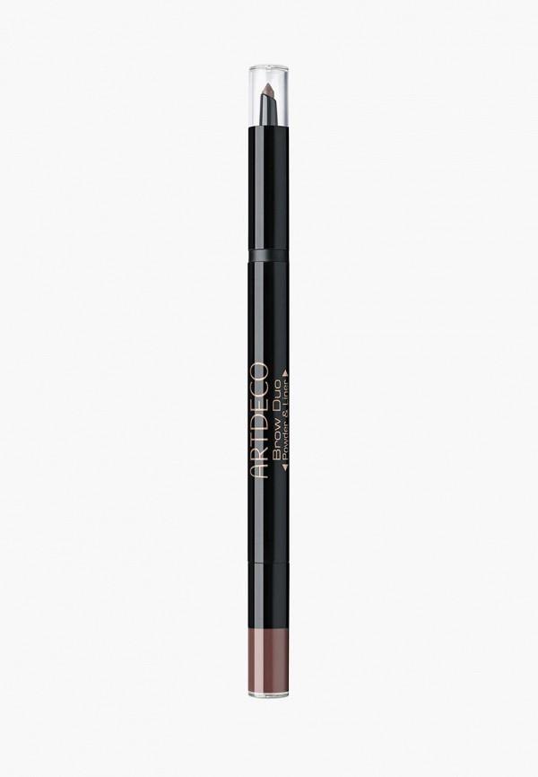 Тени для бровей Artdeco Artdeco AR035LWXYO30 artdeco гель для бровей водостойкий gel cream for brows long wear 12 5 г