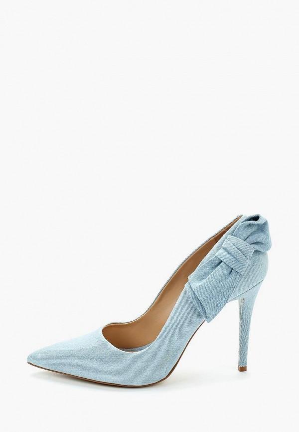 женские туфли arezzo, голубые