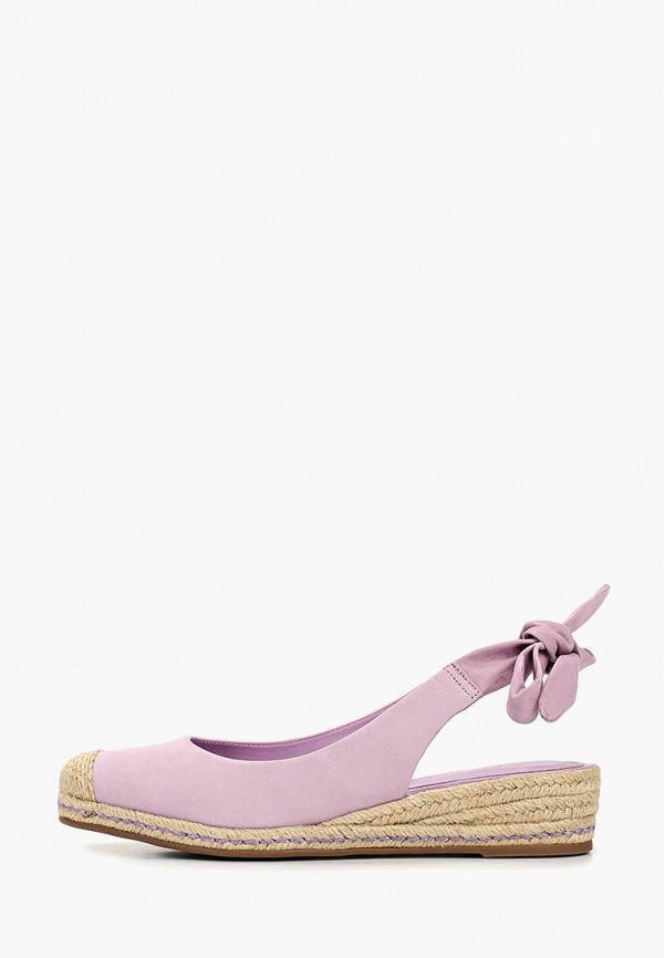 женские туфли arezzo, фиолетовые
