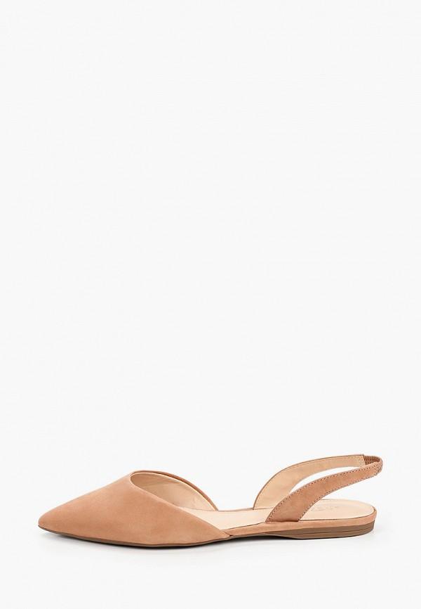 женские сандалии arezzo, бежевые