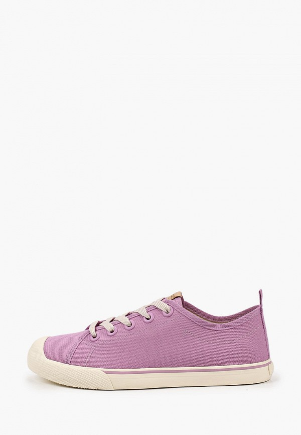 женские кеды arezzo, фиолетовые