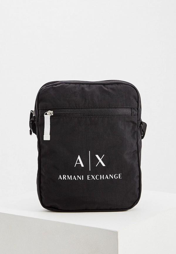 Сумка Armani Exchange Armani Exchange AR037BMDPVI1 цена 2017