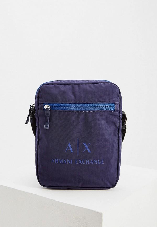 Сумка Armani Exchange Armani Exchange AR037BMDPVI2 цена и фото