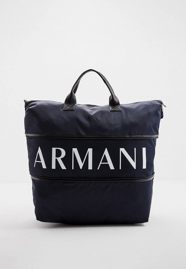Сумка спортивная Armani Exchange Armani Exchange AR037BMFXNP3 цена и фото