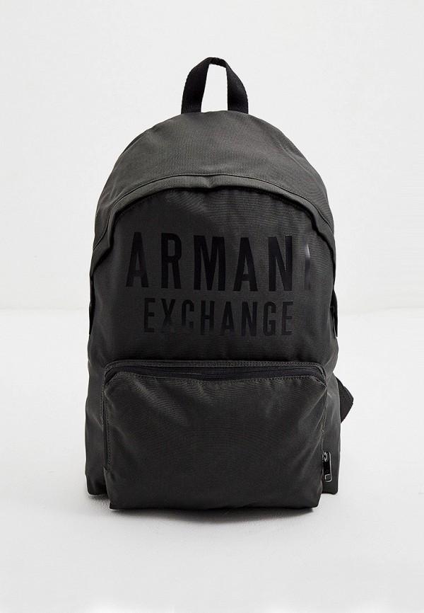 мужской рюкзак armani exchange, хаки