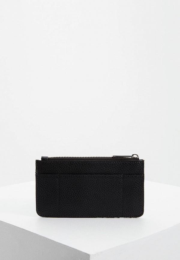 женский кошелёк armani exchange, черный