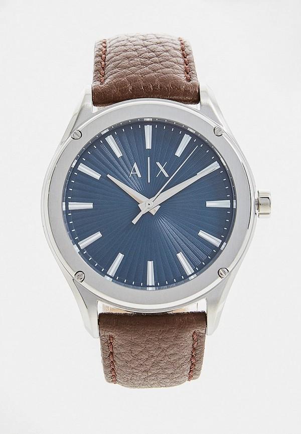 мужские часы armani exchange, коричневые