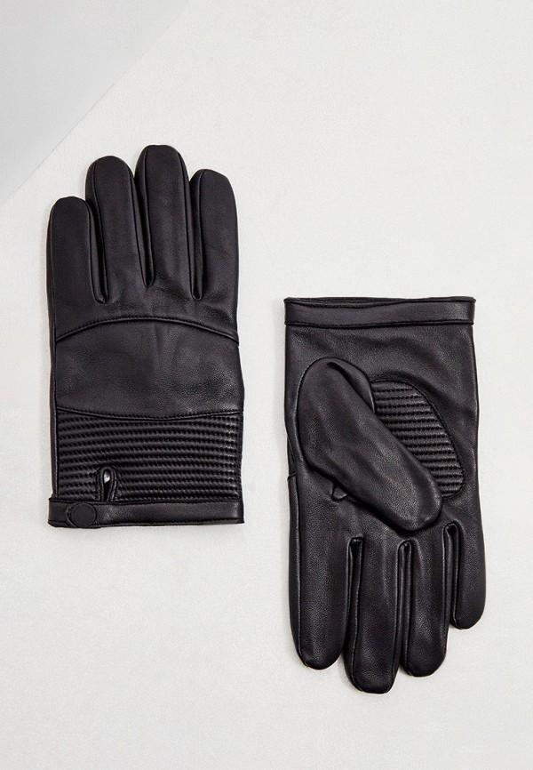 мужские перчатки armani exchange, черные
