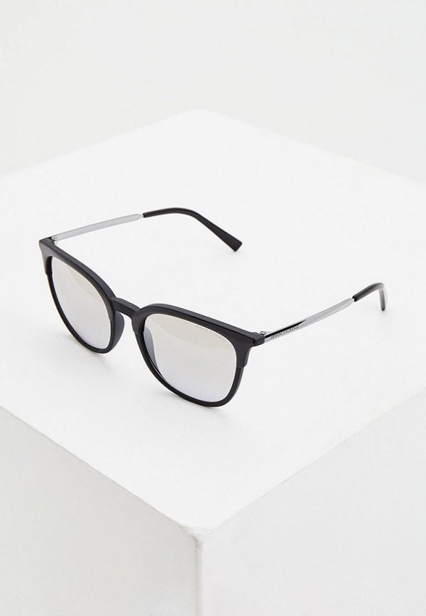 женские солнцезащитные очки armani exchange, черные