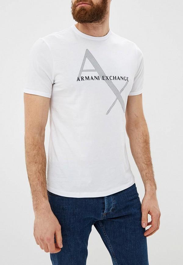 Футболка Armani Exchange Armani Exchange AR037EMBLDP9 футболка armani exchange armani exchange ar037ewzta17