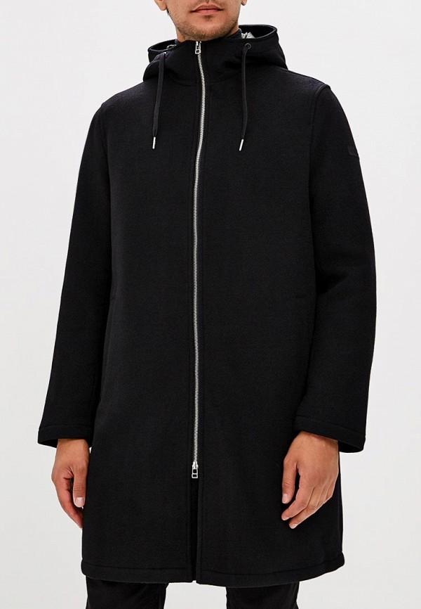 Купить Пальто Armani Exchange, AR037EMBLDR2, черный, Осень-зима 2018/2019