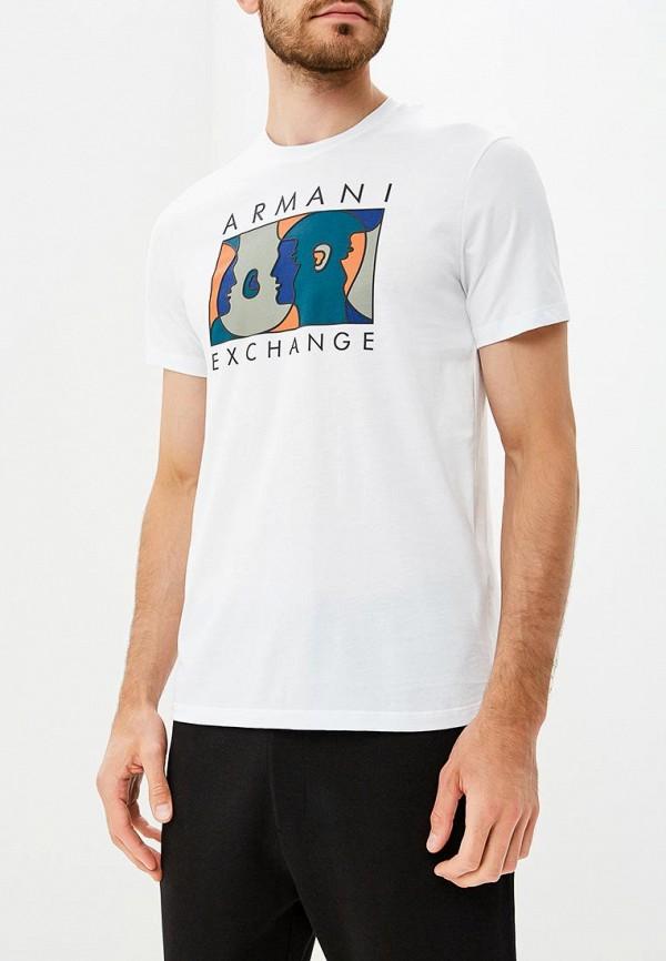 Футболка Armani Exchange Armani Exchange AR037EMBLDS8