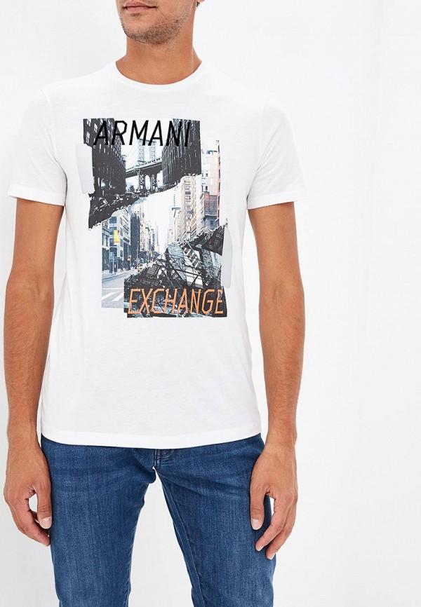 Футболка Armani Exchange Armani Exchange AR037EMBLDT4