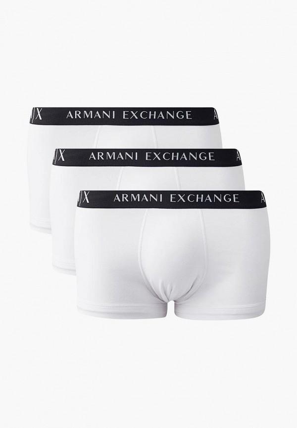 Купить Комплект Armani Exchange, Armani Exchange AR037EMBLDZ7, белый, Осень-зима 2018/2019
