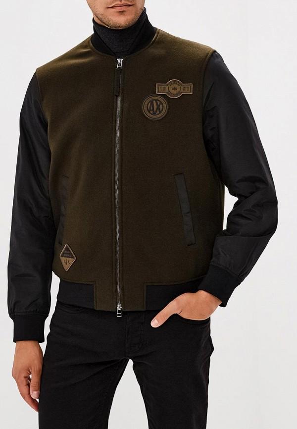 Куртка утепленная Armani Exchange Armani Exchange AR037EMCBRK2 куртка antony morato mmlc00038 fa200013 9000